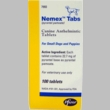 Nemex Tabs For Small Dogs and Puppies (100 Tablets)