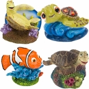 Nemo & Turtles Aquarium Ornament Set