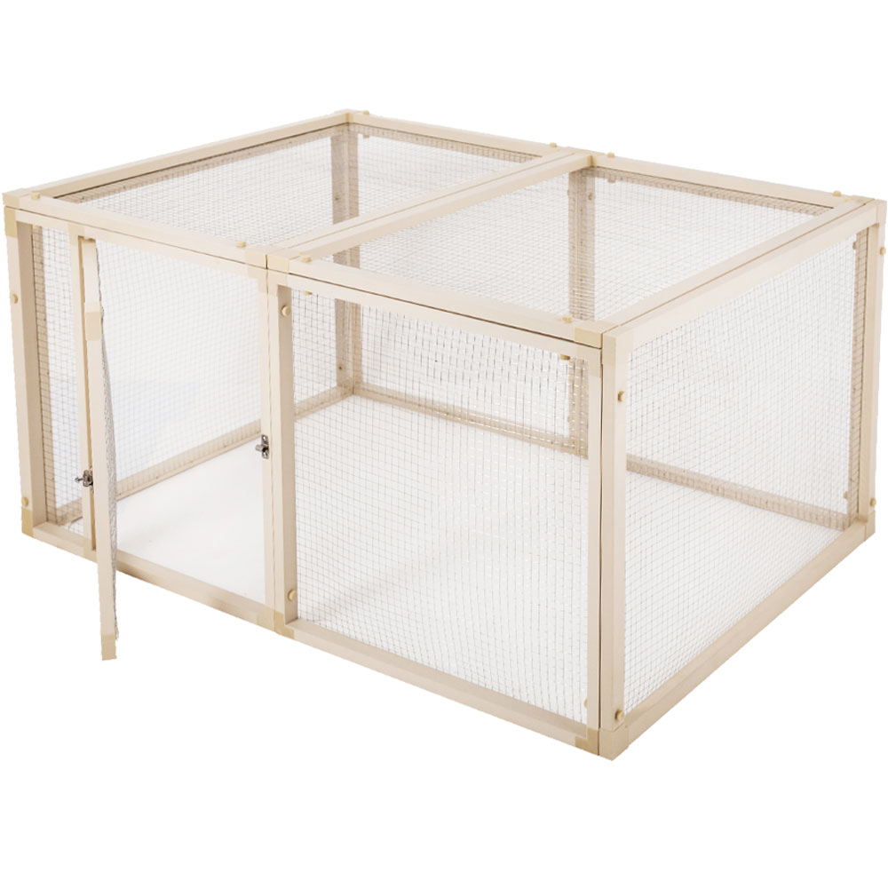 New Age Farm Fontana Chicken Pen from EntirelyPets