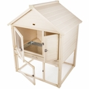 New Age Farm Huntington Two - Level Rabbit Hutch