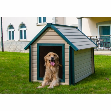 NEW-AGE-PET-BUNK-STYLE-DOG-HOUSE-LARGE
