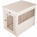 New Age Pet Dog Crate - Antique White Small