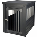 New Age Pet Dog Crate - Espresso Medium