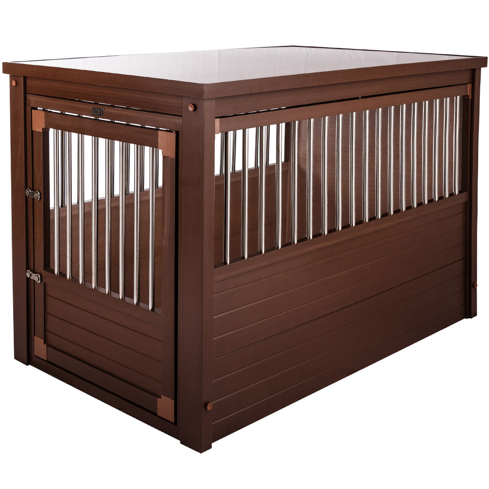 NEW-AGE-PET-DOG-CRATE-RUSSET-XLARGE