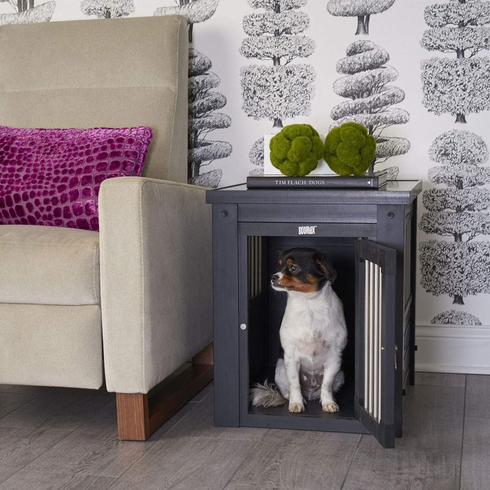 NEW-AGE-PET-DOG-CRATE-RUSSET-SMALL
