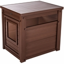 New Age Pet LitterLoo Litter Box Cover/End Table - Russet