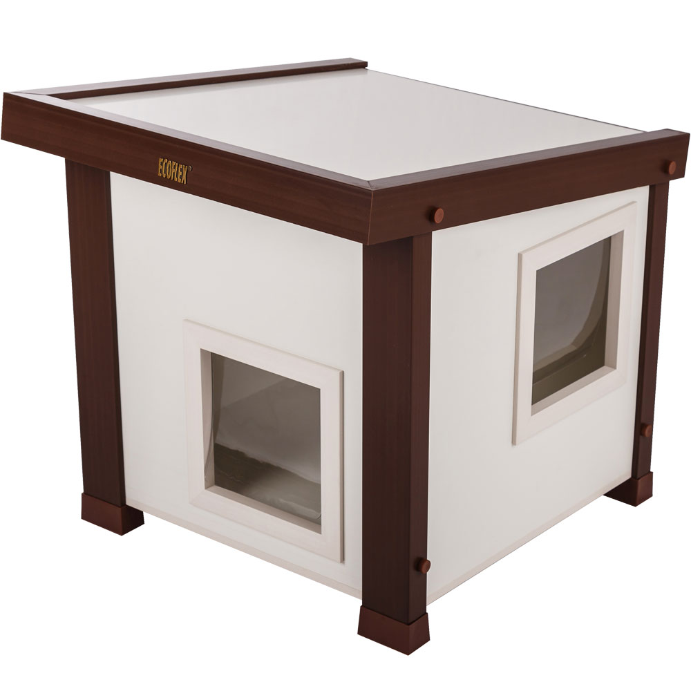 Image of New Age Pet Outdoor Feral Cat House