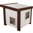 New Age Pet Outdoor Feral Cat House