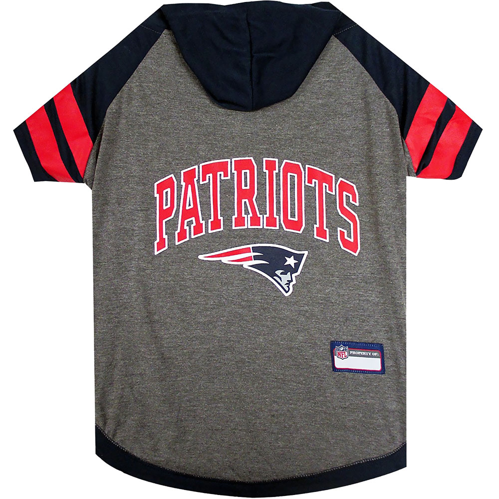 NEW-ENGLAND-PATRIOTS-HOODY-TEE-SHIRT-LARGE