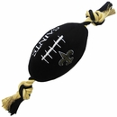 New Orleans Saints Plush Dog Toy
