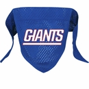 New York Giants Dog Bandanas