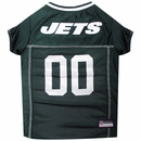 New York Jets Dog Jersey - Small