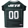 New York Jets Dog Jersey - XSmall