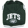 New York Jets Hoody Dog Tee Shirt - Small
