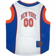 New York Knicks Dog Jersey - Large