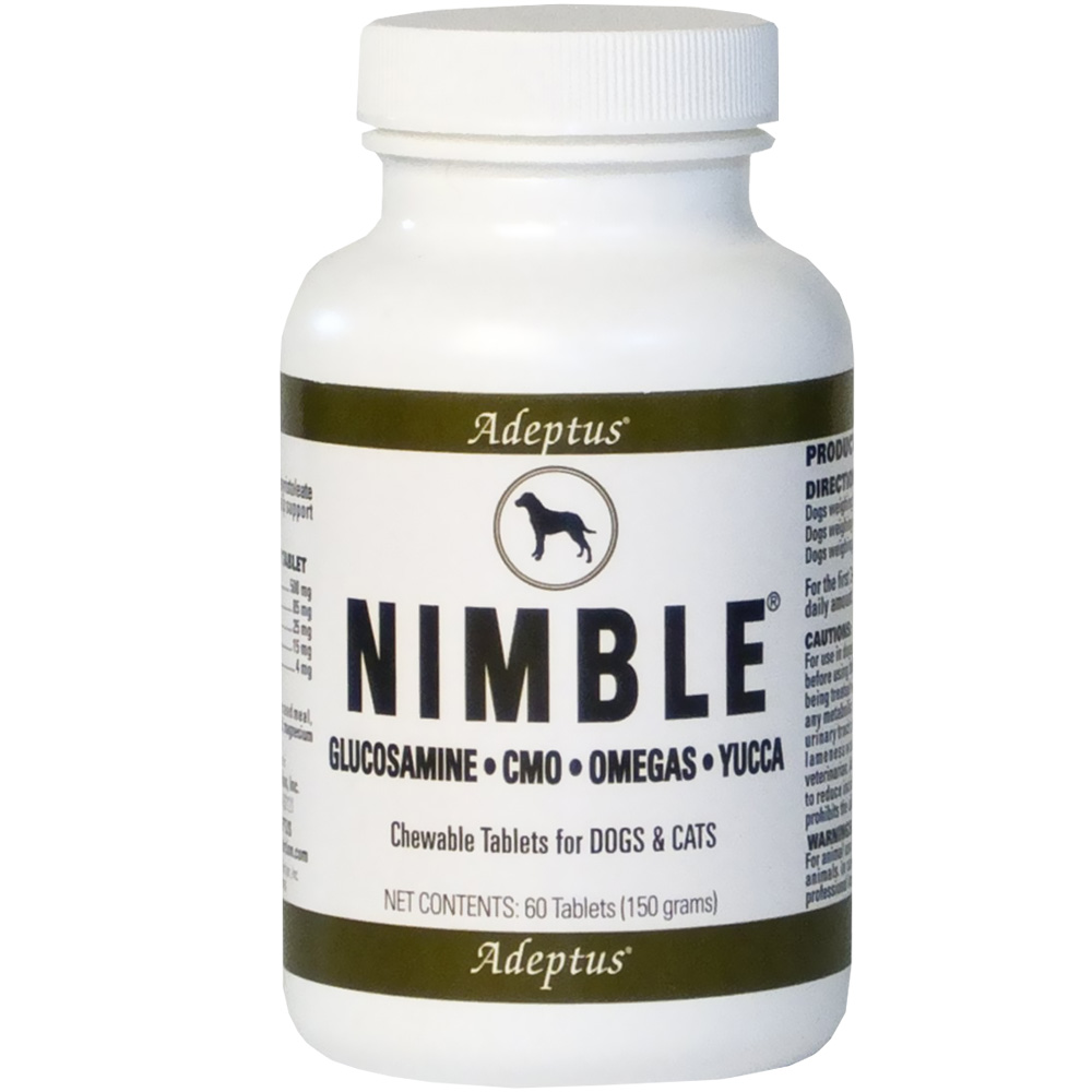 Nimble® Joint Support for Pets