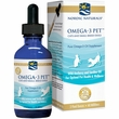 Nordic Naturals Omega-3 for Cats and Small Breed Dogs (2 oz)