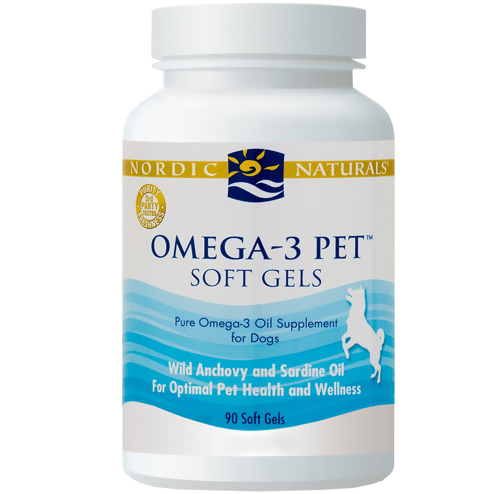 Nordic Naturals Omega-3 Pet for Dogs (90 ct) im test