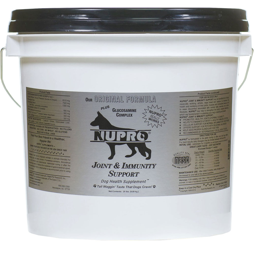 Nupro Joint Support (20 lb) im test