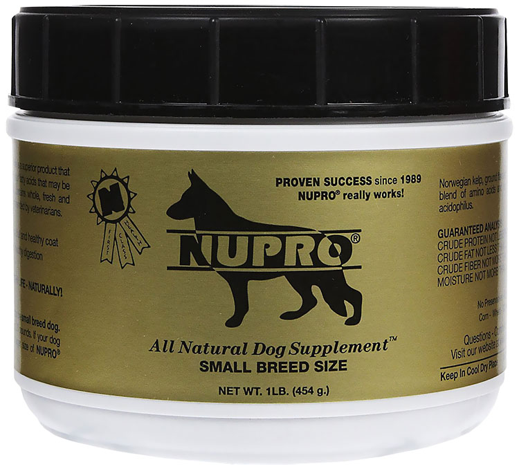 Nupro All Natural Dog Supplement (1 lb) im test
