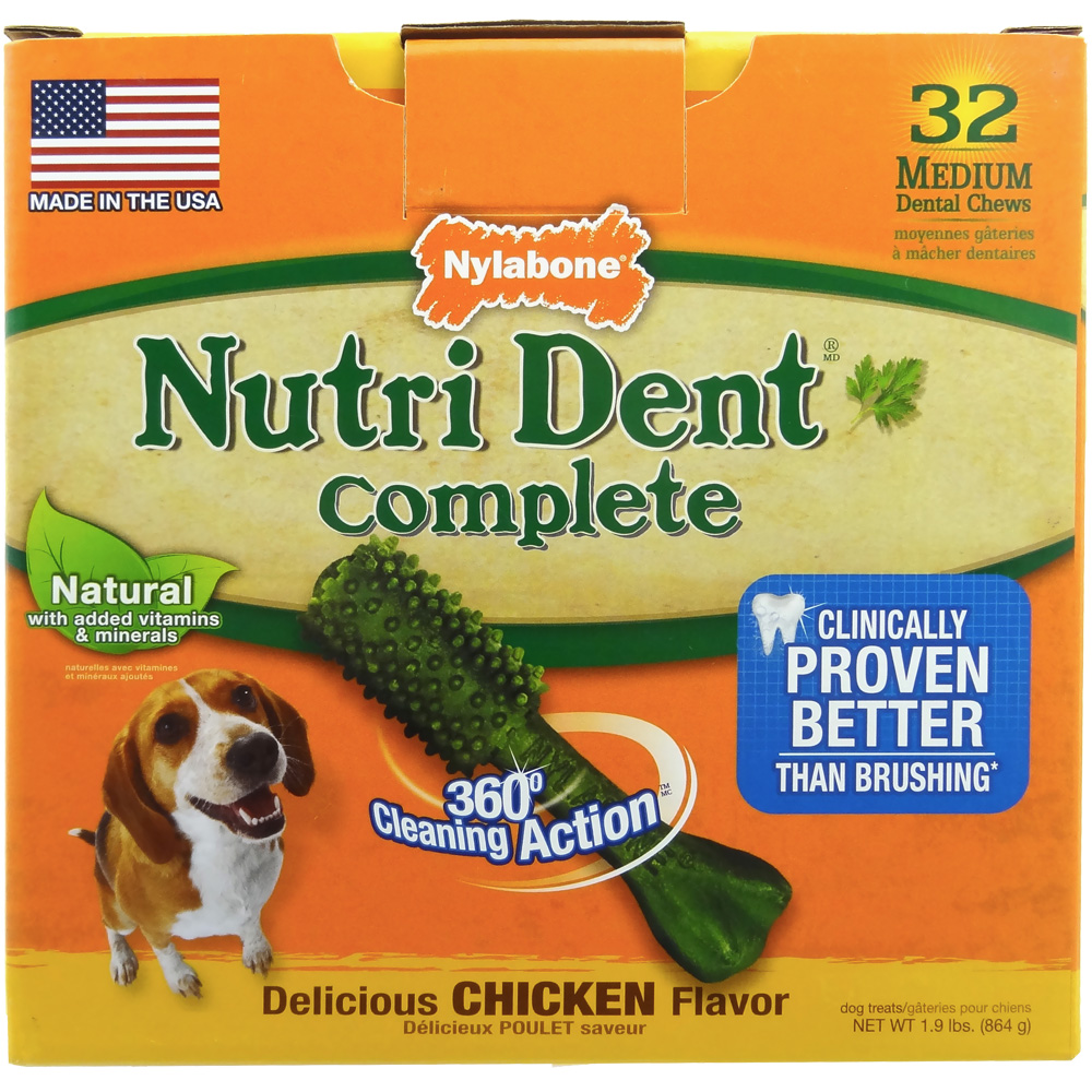 NUTRI-DENT-ADULT-CHICKEN-MEDIUM-32-COUNT