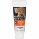Nutri-Vet Cat Hairball Paw-Gel for Cats (3 oz) - Salmon Flavor