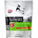 Nutri-Vet Dental Health for Dogs (70 Soft Chews) - Hickory Smoke Flavor