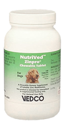 NutriVed Zinpro for Dogs (100 Chewable Tablets) im test