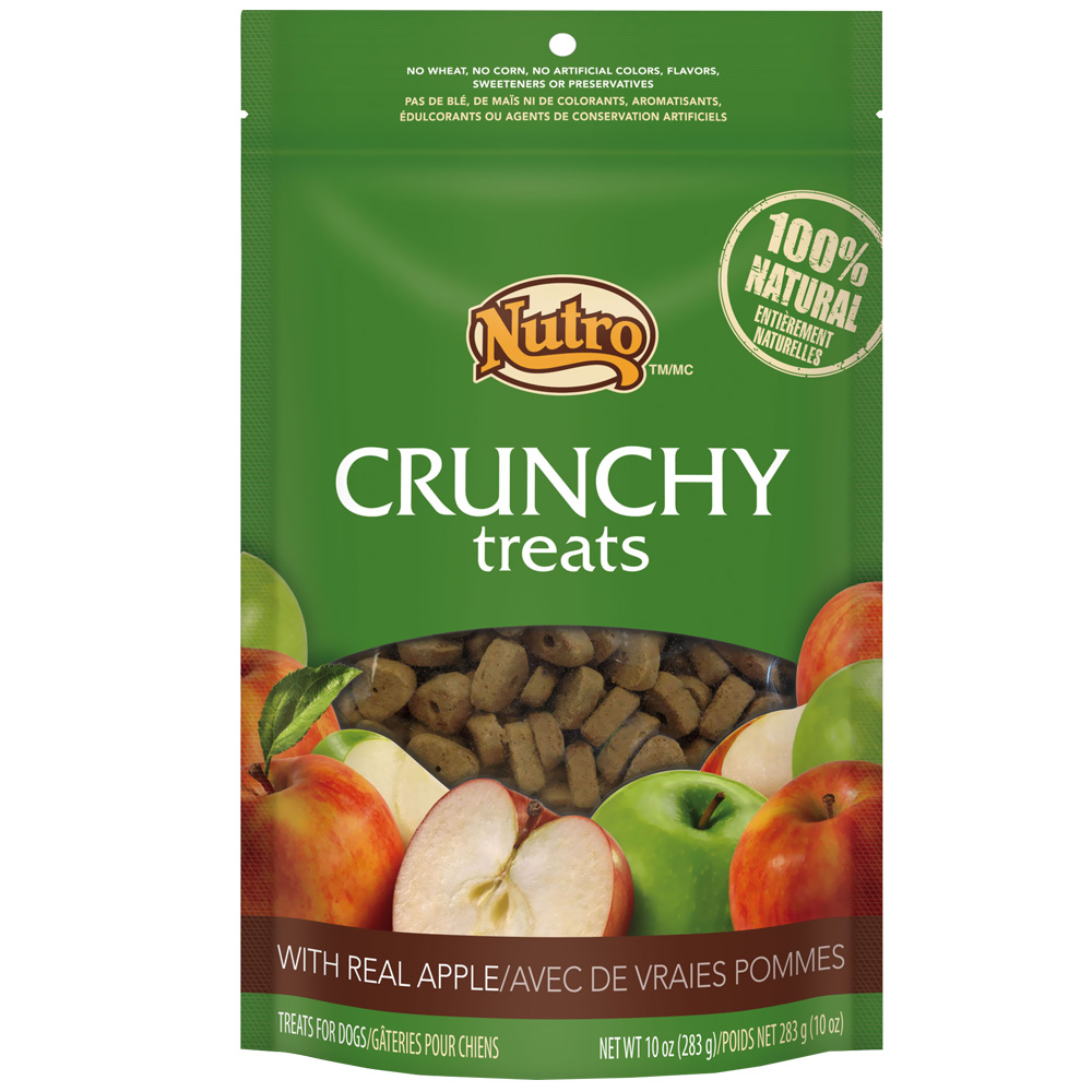 NUTRO-CRUNCHY-TREATS-APPLE-10-OZ