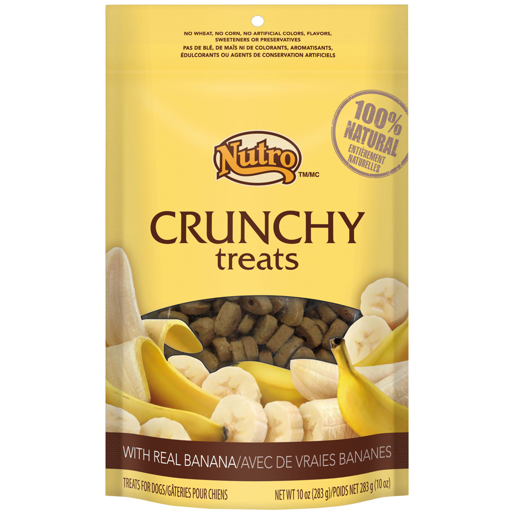 NUTRO-CRUNCHY-TREATS-BANANA-10-OZ