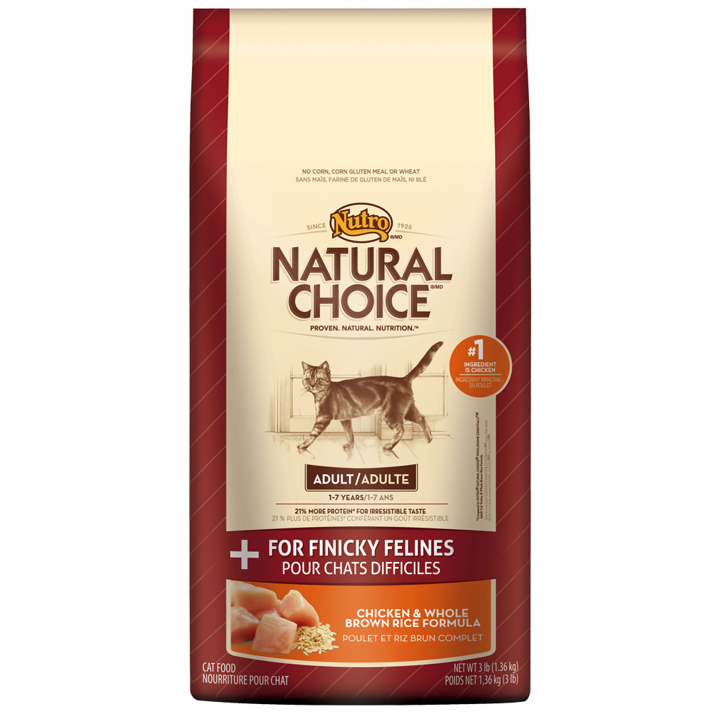 NUTRO-NATURAL-CHOICE-FINICKY-CAT-CHICKEN-RICE-3-LB
