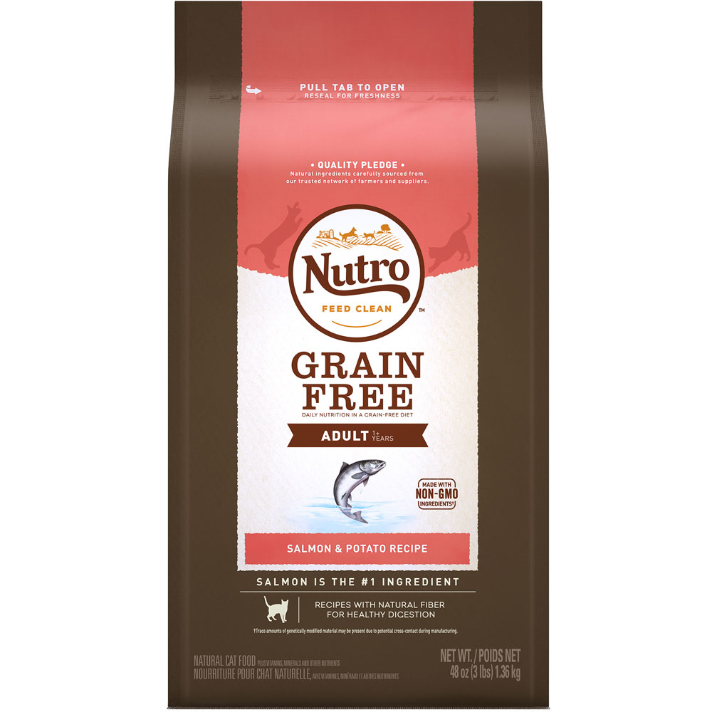 NUTRO-NATURAL-CHOICE-GRAIN-FREE-CAT-SALMON-POT-3-LB