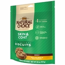 Nutro Natural Choice Healthy Skin & Coat Biscuit - Adult Dog (32 oz)