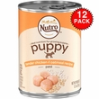 Nutro Wholesome Essentials Chicken, Rice & Oatmeal - Puppy (12x12.5oz)