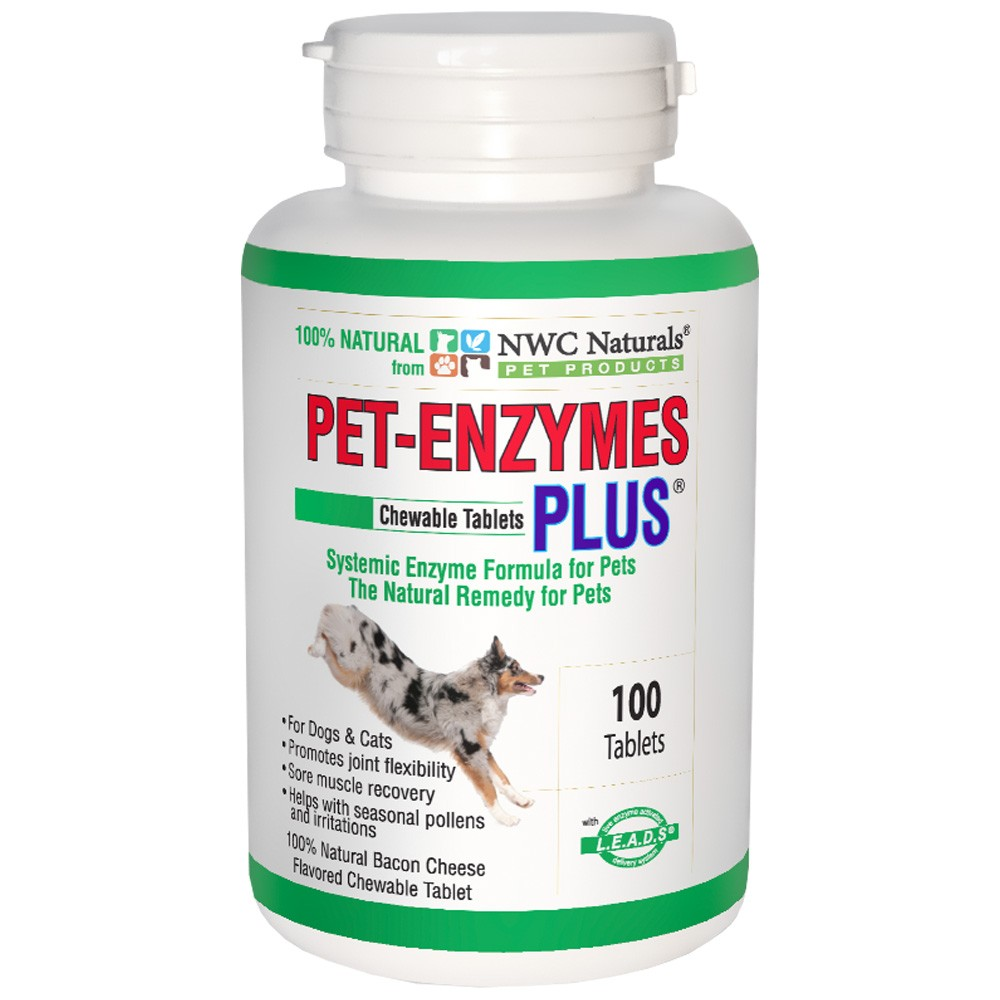 NWC Naturals Pet-Enzymes Plus