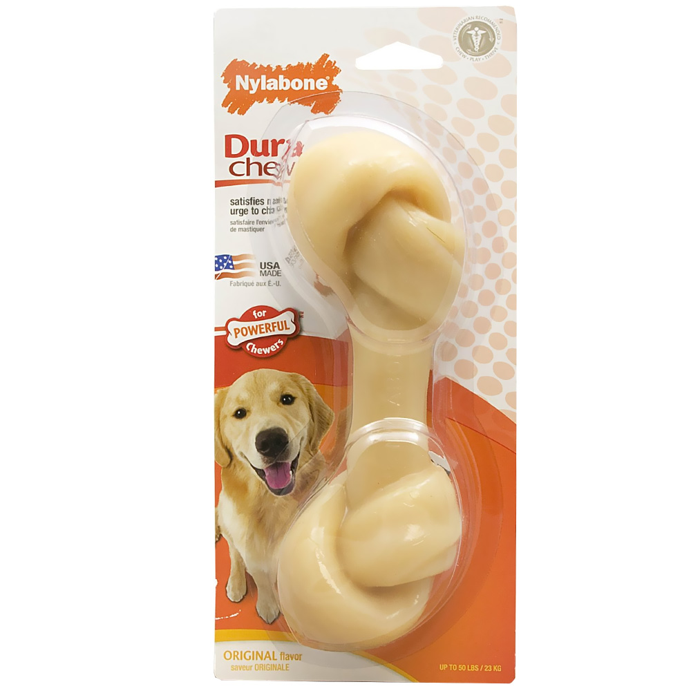 NYLABONE-DURACHEW-KNOT-ORIGINAL-BONE-DOGS-LARGE