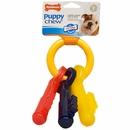 "Nylabone Puppy Teething Keys – LARGE (7.75"")"