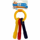 "Nylabone Puppy Teething Keys - LARGE (7.75"")"