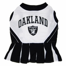 Oakland Raiders Cheerleader Dog Dresses