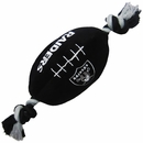 Oakland Raiders Plush Dog Toy