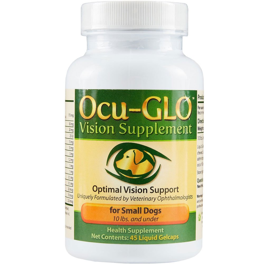 Ocu-Glo for Small Dogs (45 Gelcaps) im test