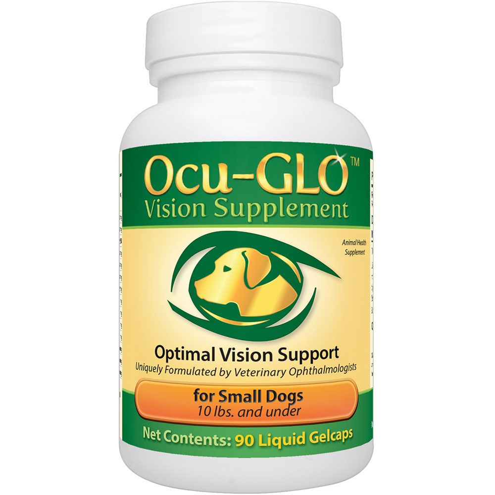 Ocu-Glo for Small Dogs (90 Gelcaps) im test