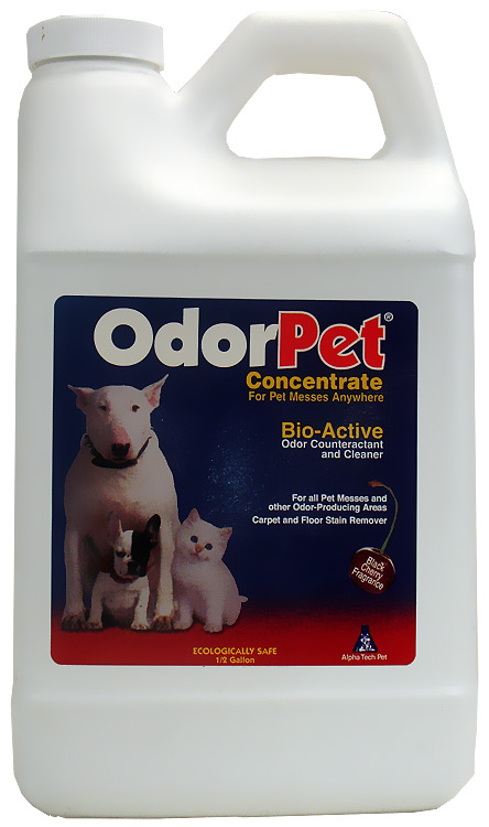 OdorPet Concentrate Odor Counteractant and Cleaner (1/2 Gallon) im test