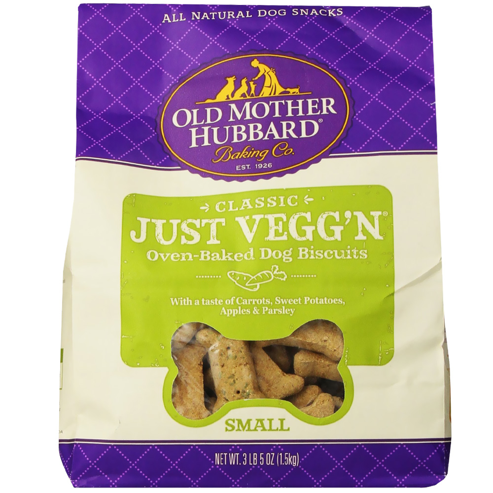 Old Mother Hubbard Just Vegg'n Biscuits - Small (3.3 lbs) im test