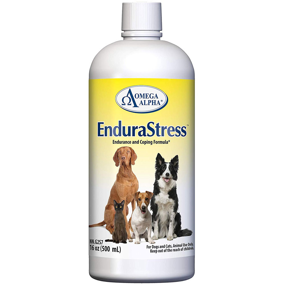 Omega Alpha EnduraStress (500ml) im test