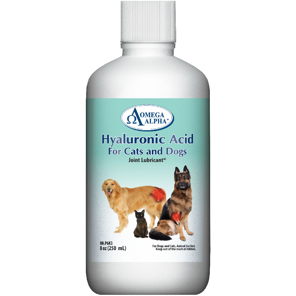 Omega Alpha Hyaluronic Acid (8 oz) im test