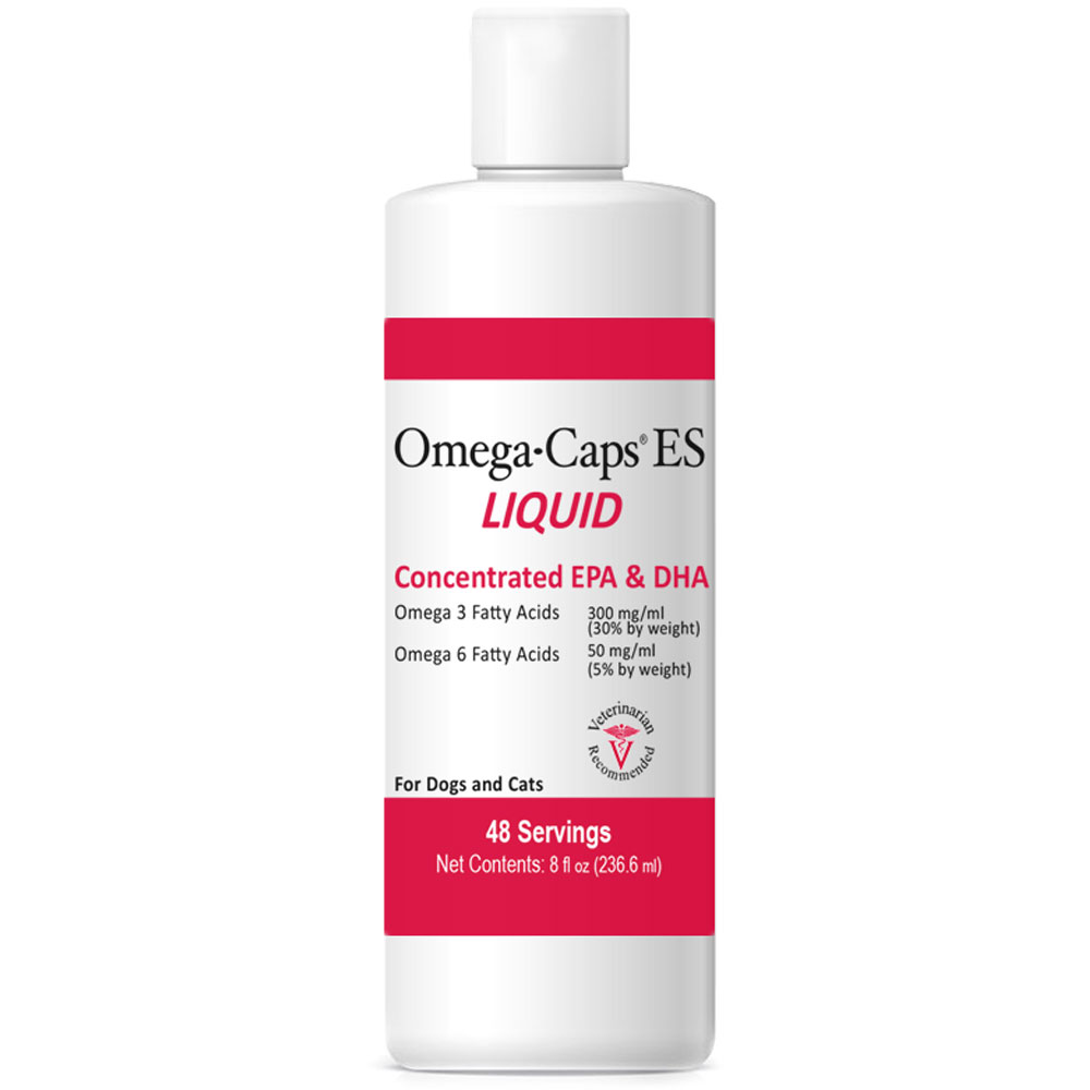 Image of Omega-Caps ES Liquid (8 fl oz)