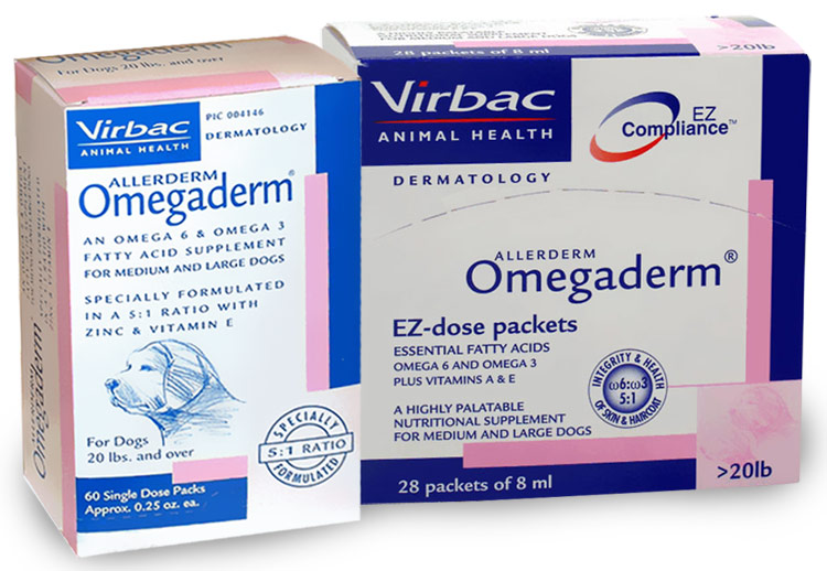 OmegaDerm by Virbac