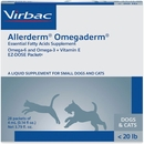 Omegaderm EZ Dose Packets Under 20 lbs. (28 packets of 4 ml)