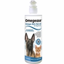 Omegease - Omega Rich Fish Oil for Dogs & Cats (8 fl oz)